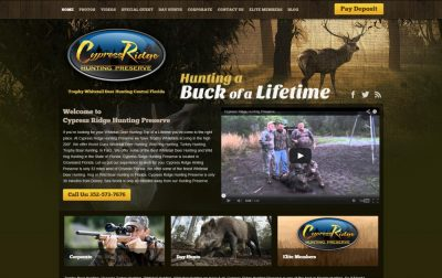 Image for Cypress Ridge Hunting Preserve