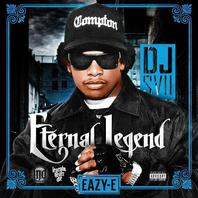 Image for Eternal Legends Mixtape Cover Design