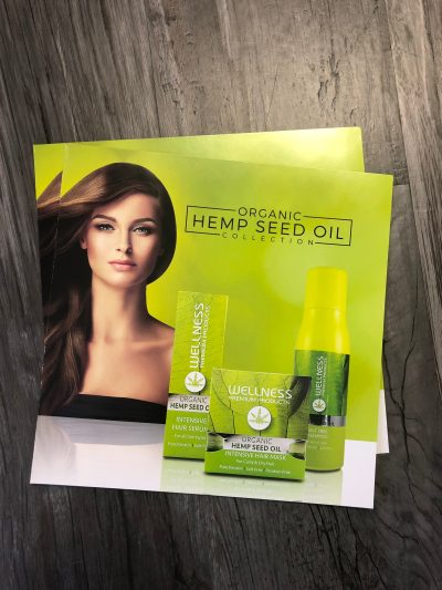 Image for Wellness Premium Products Brochure Design